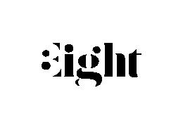 8ight Logotype